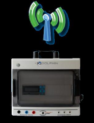 misuratore portatile + antenna